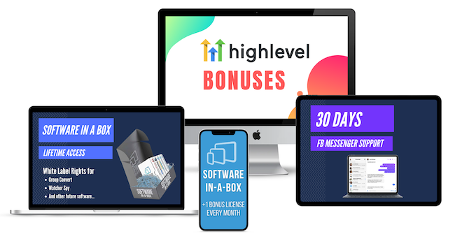 HIghLevel Bonus Bundle