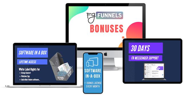 FG Funnels Bonus Bundle